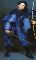 Swordsman Costume
